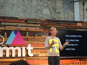 fashion summit at web summit