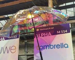 smart umbrella - oombrella