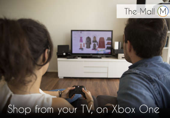 interactive shopping on Xbox One