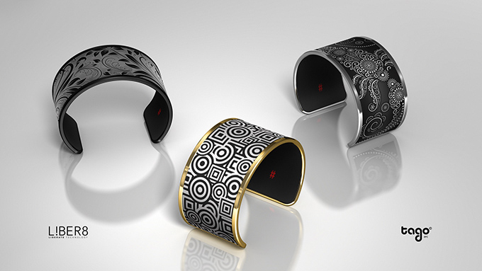 tago arc - smart jewelry