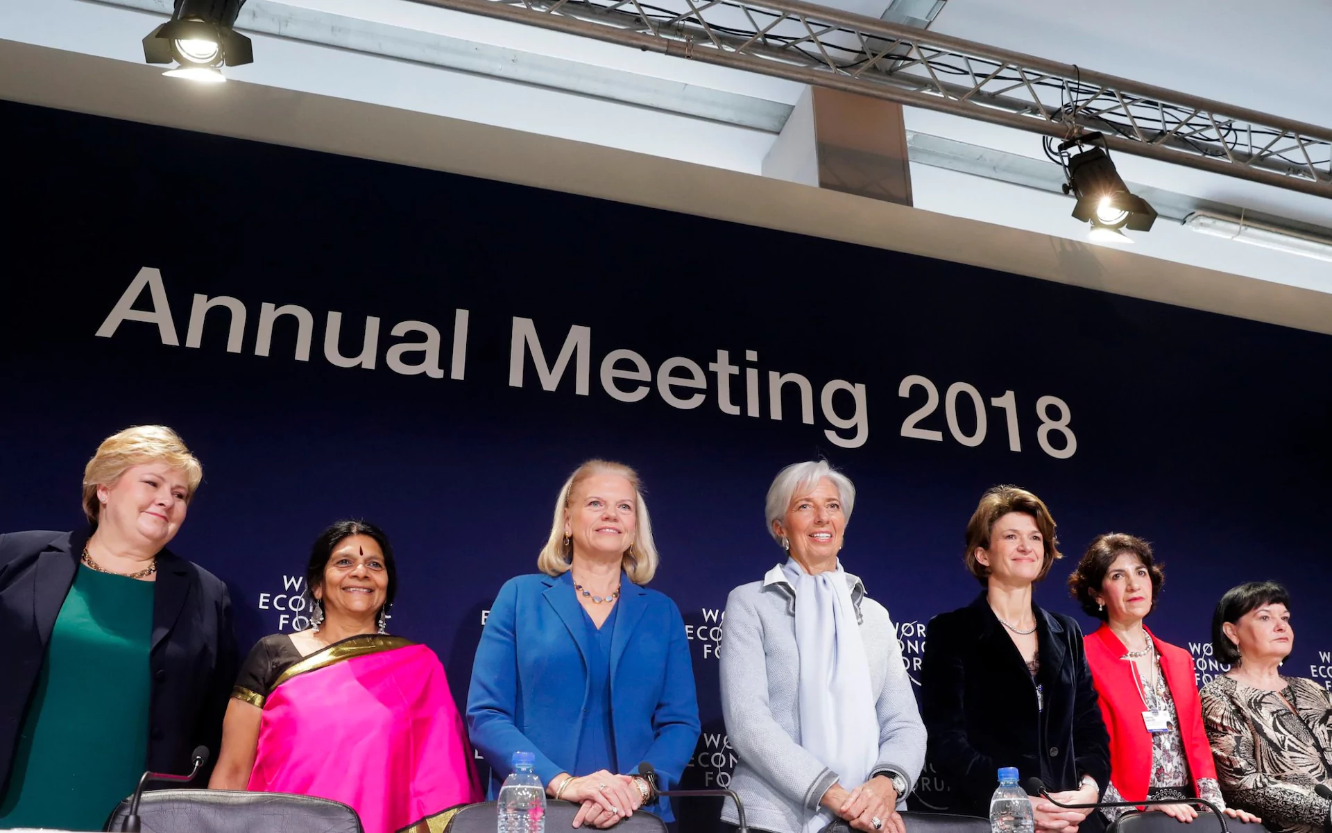 Davos 2018 Fashion takeaways