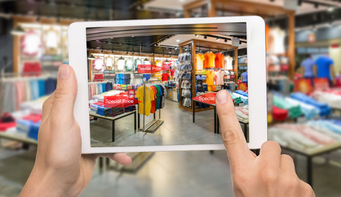 2018 Fashion Tech & Retail Trends: Augmented Reality