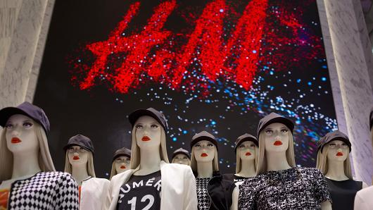 Fashion Tech H&M Disruption