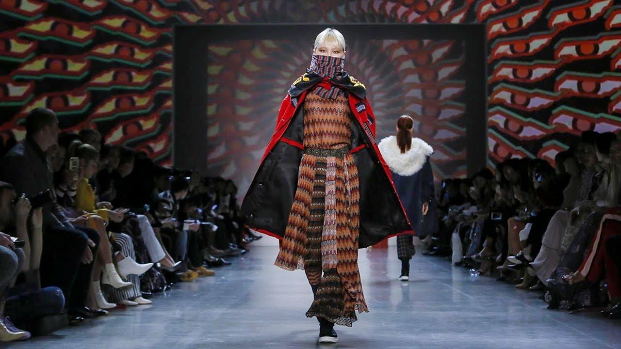 Vivienne Tam NY Fashion Week